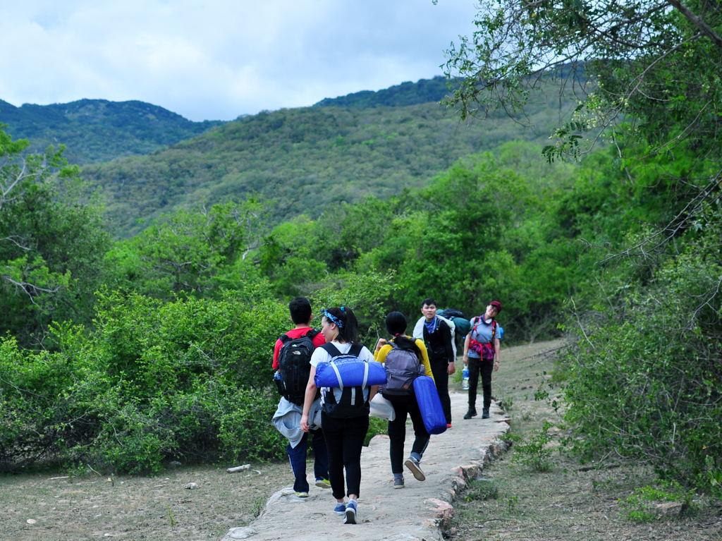 Trekking Núi Chúa Ninh Thuận