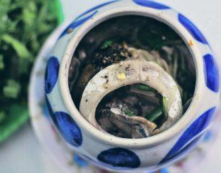 """Ghé Tuy Hòa, thử món mắt Cá Ngừ """"đèn pha đại dương"""""""