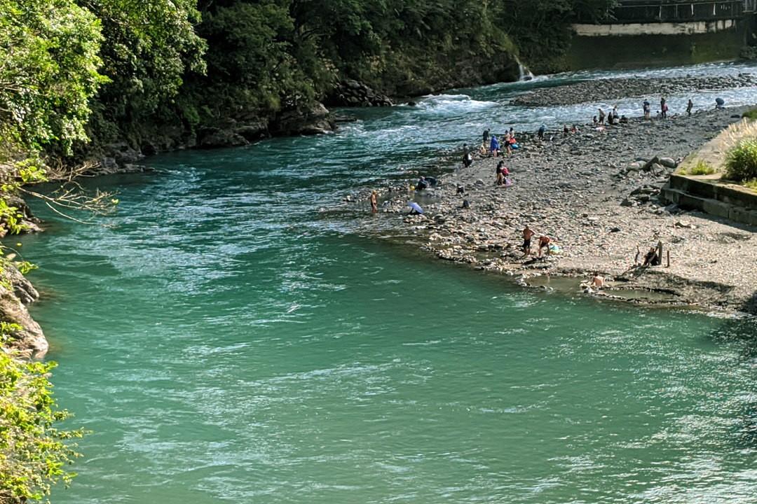 suối khoáng nóng Wulai